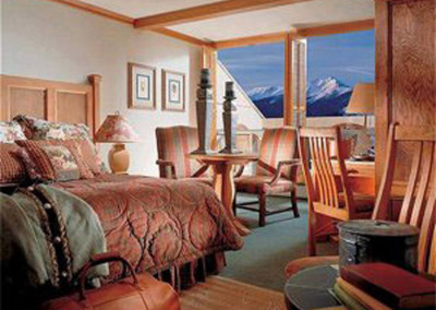 Keystone Lodge Room