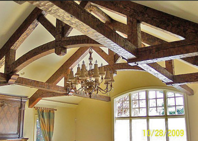 Master timbers