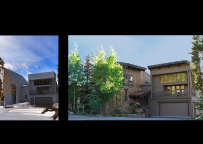 RH EXTERIOR BEFORE AND AFTER 1